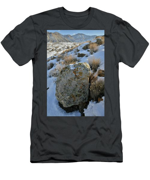 Morning At The Book Cliffs Men's T-Shirt (Athletic Fit)