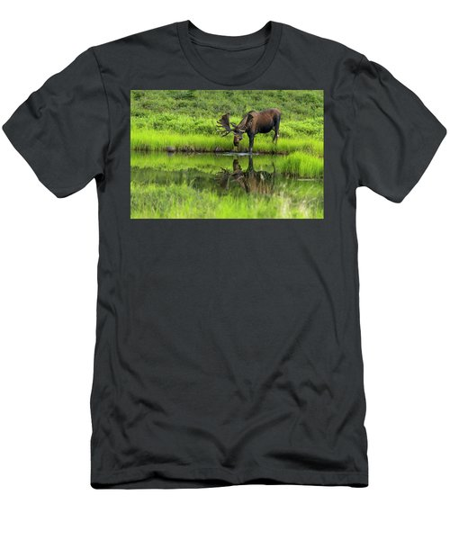 Morning Isolation Men's T-Shirt (Athletic Fit)