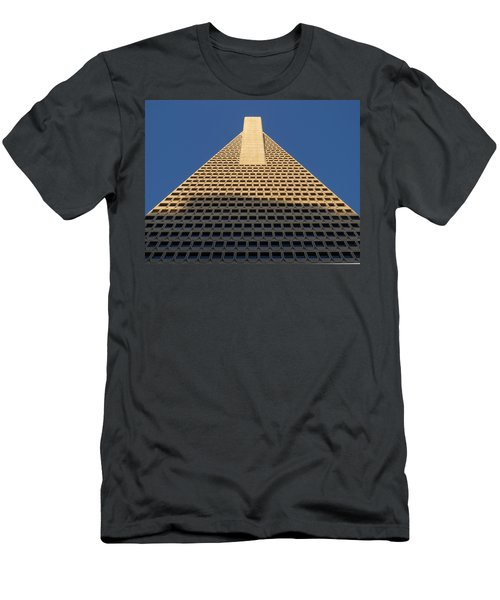 Morning Mammon Men's T-Shirt (Athletic Fit)