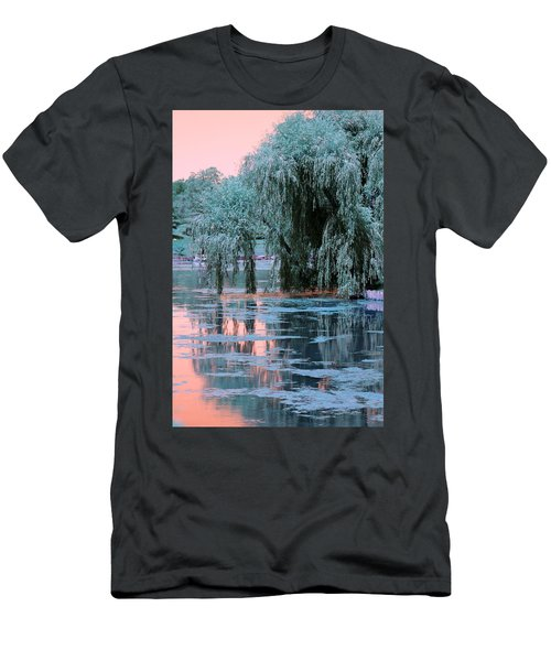 Mother Willow Infrared Men's T-Shirt (Athletic Fit)