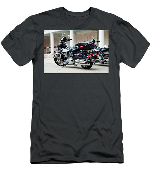 Motorcycle Cruiser Men's T-Shirt (Athletic Fit)