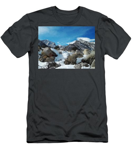 Mount Whitney Vista Men's T-Shirt (Athletic Fit)