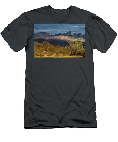 Mountain Illumination Men's T-Shirt (Athletic Fit)
