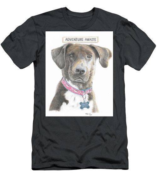 Mousse Men's T-Shirt (Athletic Fit)