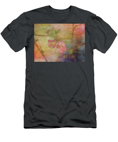 Muted Primaries 8844 Idp_2 Men's T-Shirt (Athletic Fit)