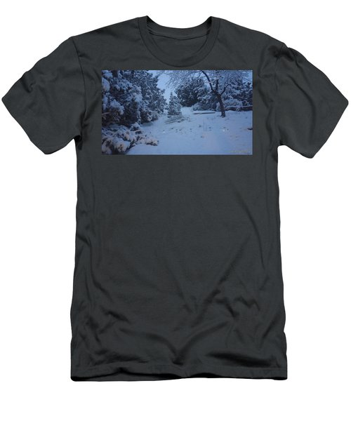 My Colorado Backyard Men's T-Shirt (Athletic Fit)