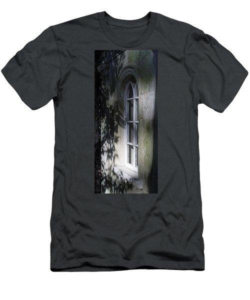 Mysterious Window Men's T-Shirt (Athletic Fit)