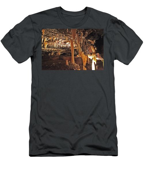Natural Tunnel Men's T-Shirt (Athletic Fit)