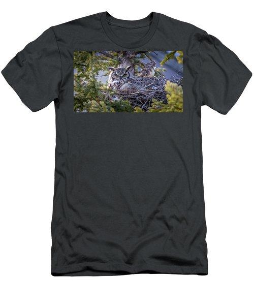 Naturally Patient  Men's T-Shirt (Athletic Fit)
