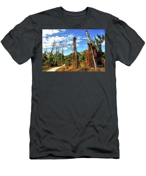 Nature Preserve Men's T-Shirt (Athletic Fit)