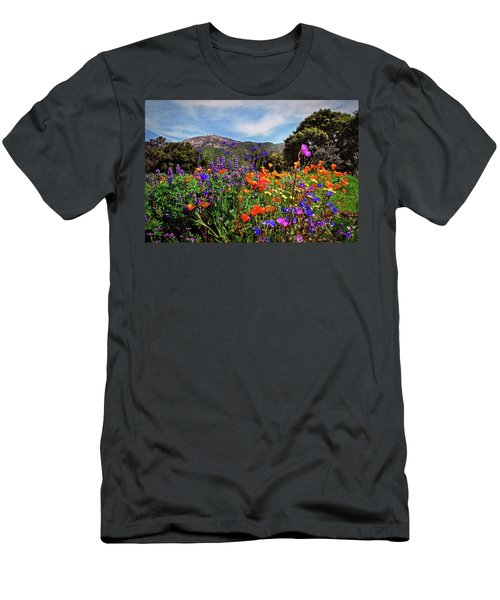 Nature's Bouquet  Men's T-Shirt (Athletic Fit)