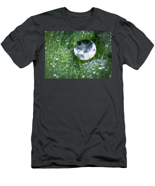 Natures Crystal Ball Men's T-Shirt (Athletic Fit)