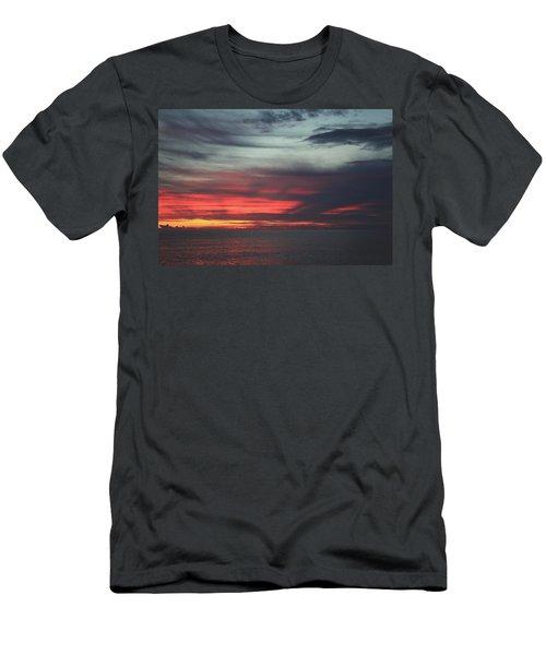Nature's Show Men's T-Shirt (Athletic Fit)