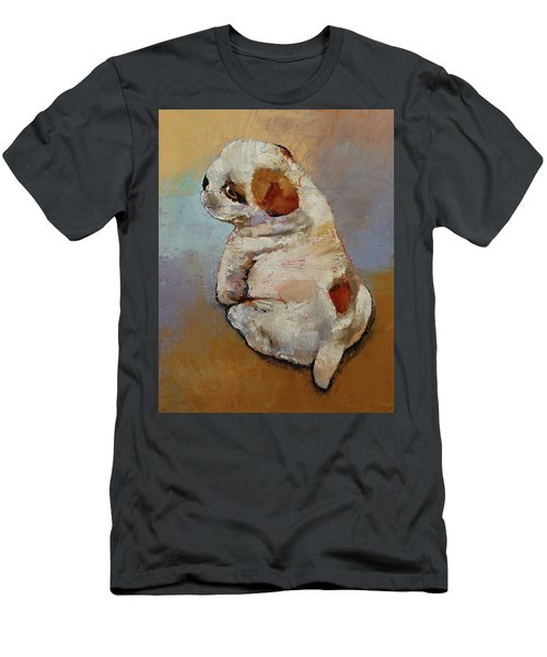 Naughty Puppy Men's T-Shirt (Athletic Fit)