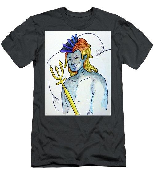 Neptune  Men's T-Shirt (Athletic Fit)