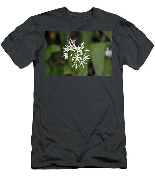 Neston. Wild Garlic. Men's T-Shirt (Athletic Fit)