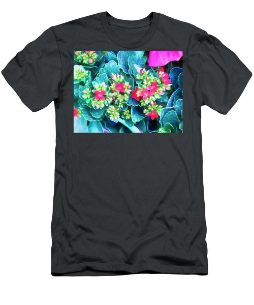 New Blooms Men's T-Shirt (Athletic Fit)