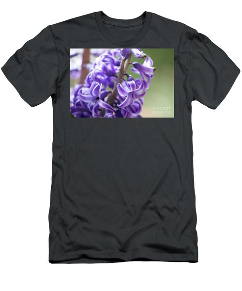 New Year Purple Men's T-Shirt (Athletic Fit)