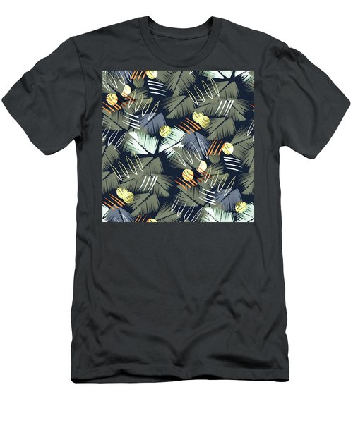 Night Jungle, 2016 Men's T-Shirt (Athletic Fit)