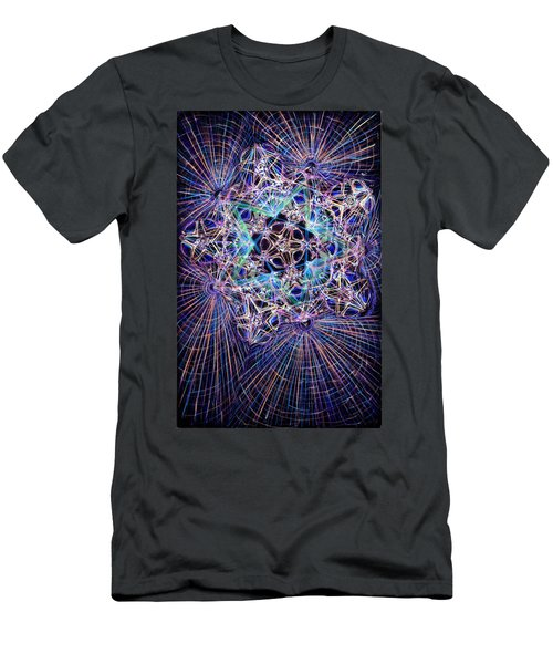 Night Star Men's T-Shirt (Athletic Fit)