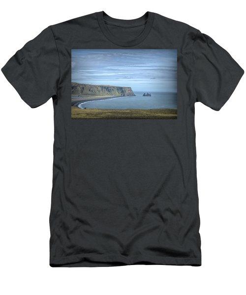 Nordic Landscape Men's T-Shirt (Athletic Fit)