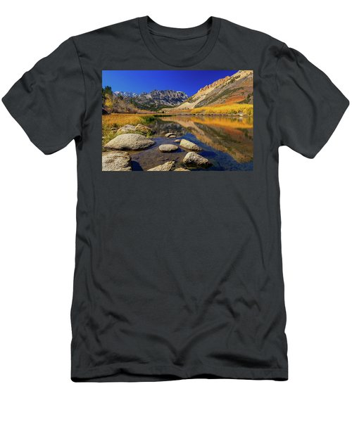 North Lake Men's T-Shirt (Athletic Fit)