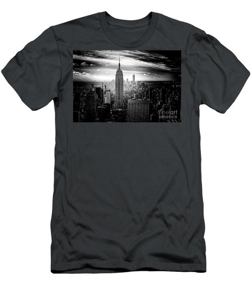 Nyc 1 Men's T-Shirt (Athletic Fit)