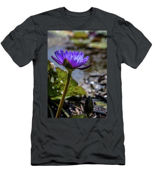 Nymphaea Nouchali Men's T-Shirt (Athletic Fit)