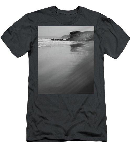 Ocean Memories I Men's T-Shirt (Athletic Fit)