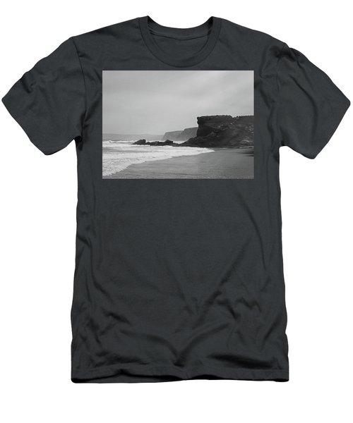 Ocean Memories II Men's T-Shirt (Athletic Fit)