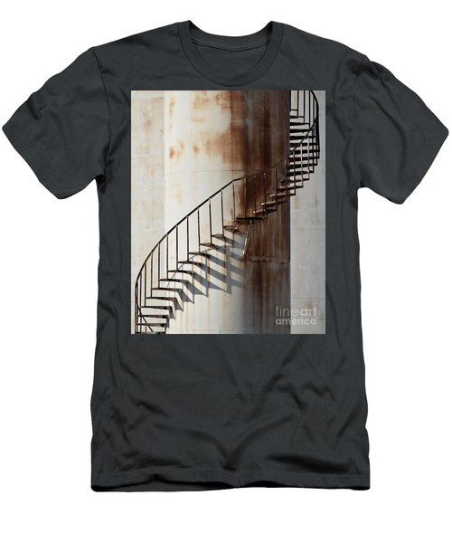Oil Tank Men's T-Shirt (Athletic Fit)