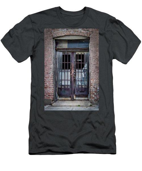 Old Door Men's T-Shirt (Athletic Fit)