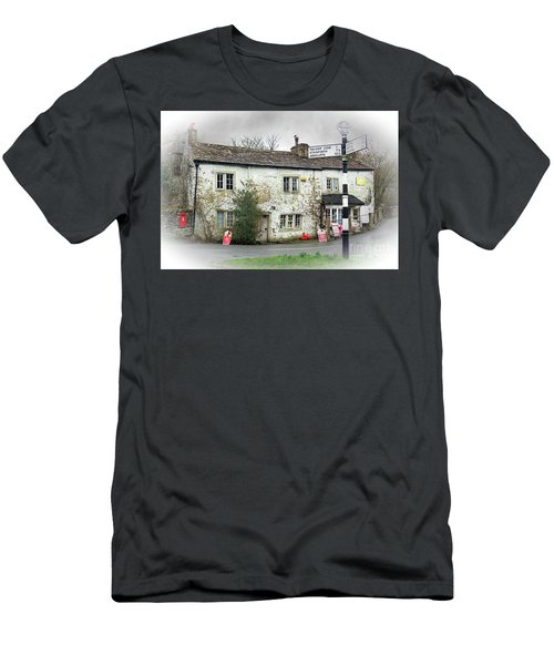 Old Malham Men's T-Shirt (Athletic Fit)