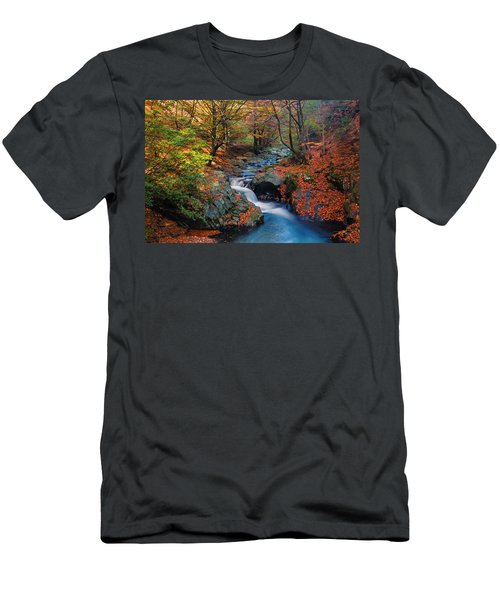 Old River Men's T-Shirt (Athletic Fit)