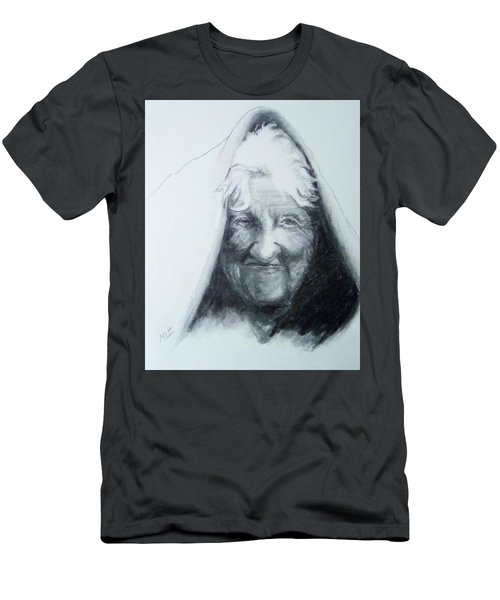 Old Woman Men's T-Shirt (Athletic Fit)