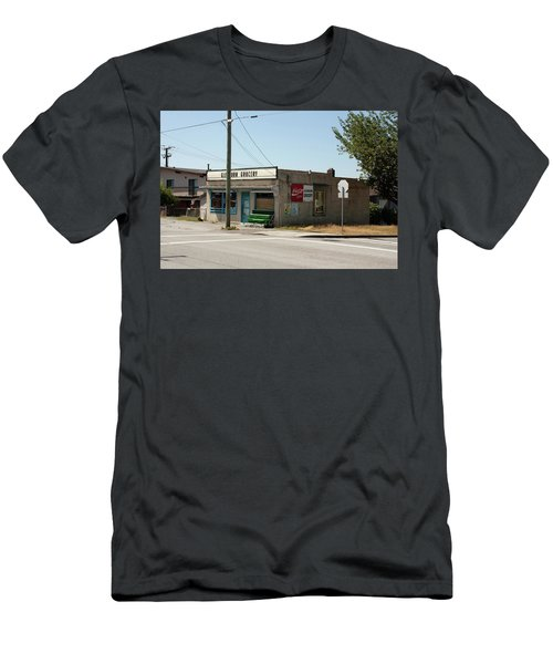 Men's T-Shirt (Athletic Fit) featuring the photograph On Gilmore by Juan Contreras