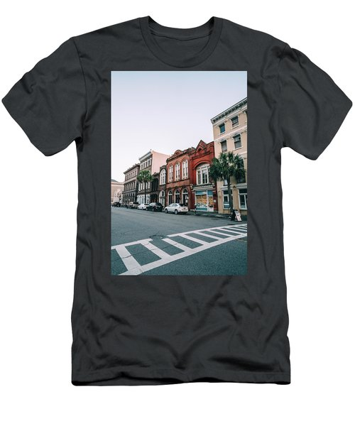 On My Way Men's T-Shirt (Athletic Fit)