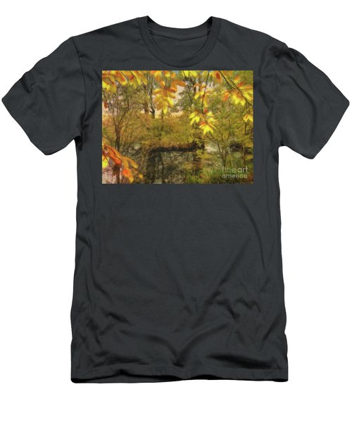 Once A Pond A Time Men's T-Shirt (Athletic Fit)
