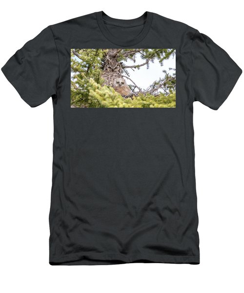 One Of Two  Men's T-Shirt (Athletic Fit)