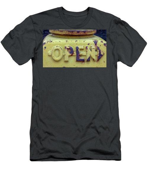 Open Men's T-Shirt (Athletic Fit)
