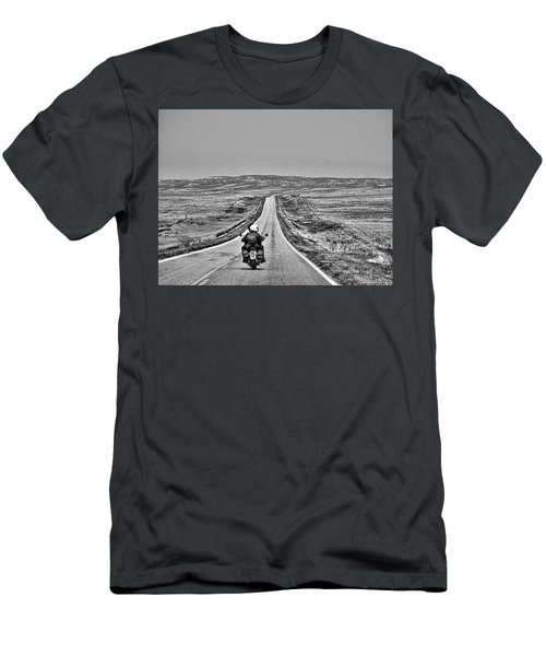 Open Road Men's T-Shirt (Athletic Fit)