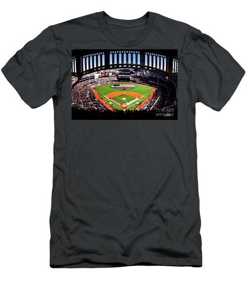 Opening Day Yankee Stadium Men's T-Shirt (Athletic Fit)
