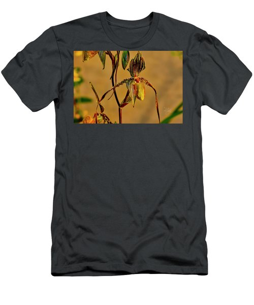 Orchid Study Eight Men's T-Shirt (Athletic Fit)