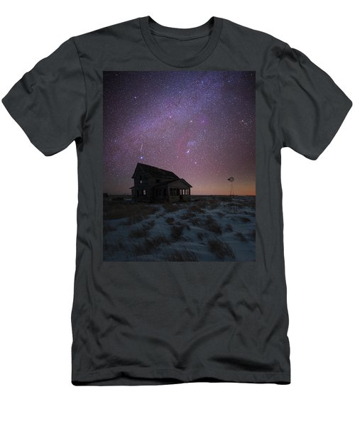 Men's T-Shirt (Athletic Fit) featuring the photograph Orion  by Aaron J Groen