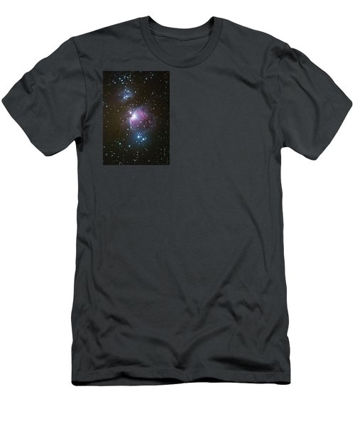 Orion Nebula Men's T-Shirt (Athletic Fit)