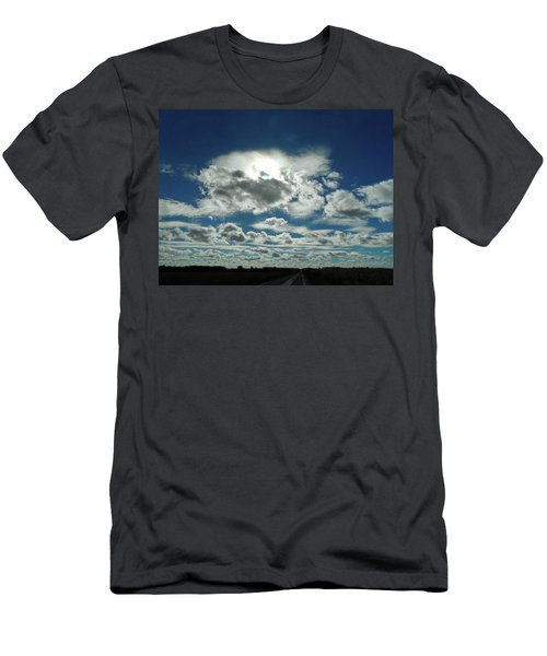 Out Of The Blue 1 Men's T-Shirt (Athletic Fit)