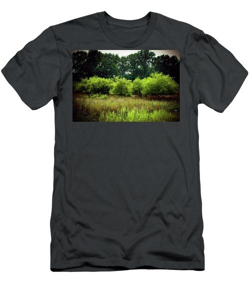 Men's T-Shirt (Athletic Fit) featuring the photograph Overgrown by Michelle Wermuth