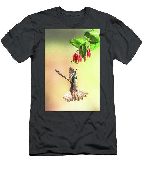 Overhead Men's T-Shirt (Athletic Fit)