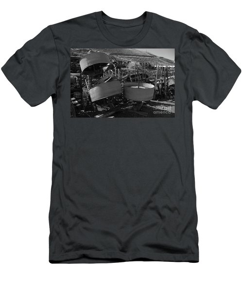 Packing Tables Men's T-Shirt (Athletic Fit)