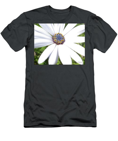 Page 13 From The Book, Peace In The Present Moment. Daisy Brilliance Men's T-Shirt (Athletic Fit)